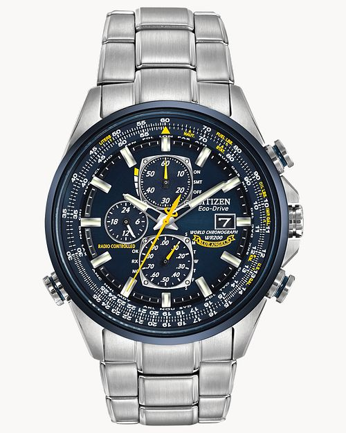 World Chronograph A-T image number 0