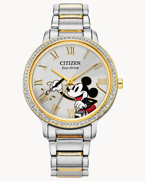 Mickey Crystal image number 0