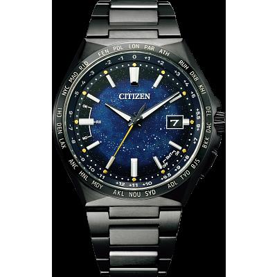 Super Titanium™ Atomic Timekeeping
