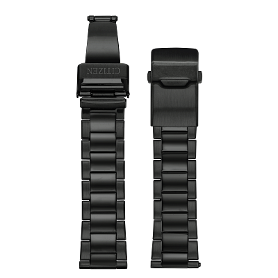 Grey IP bracelet